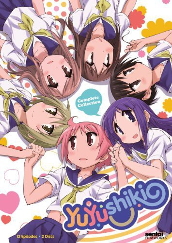 Yuyushiki: Complete Collection