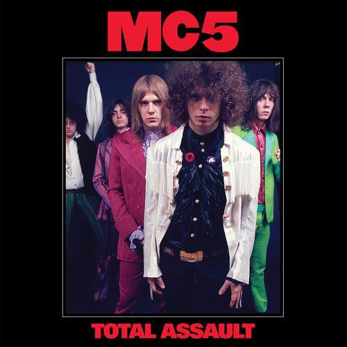 Mc5 - Total Assault: 50th Anniversary Collection [Limited Edition LP Box Set]