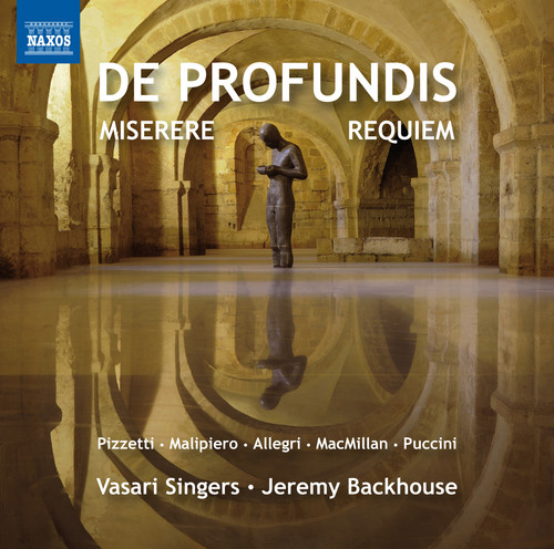 Vasari Singers - De Profundis