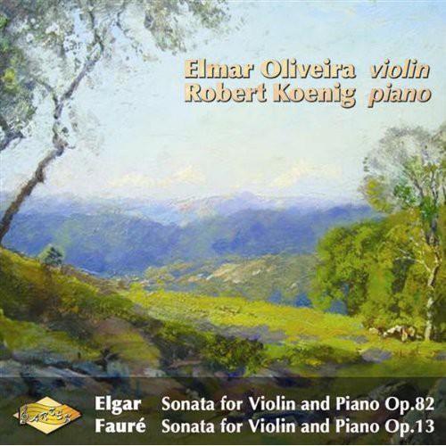 Elmar Oliveira Plays