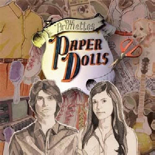 Brunettes - Paper Dolls