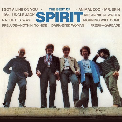 The Best Of Spirit