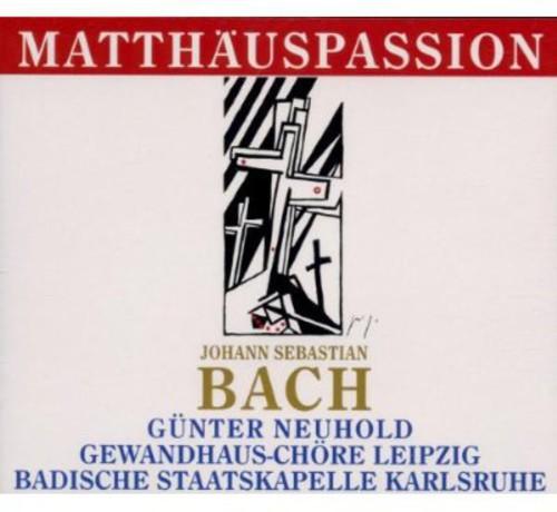 St Matthews Passion BWV 244