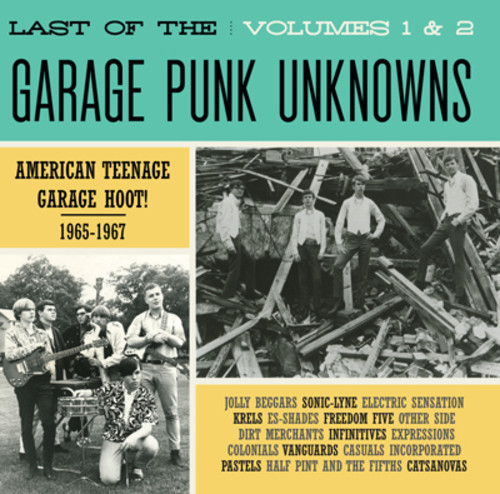 Last of the Garage Punk Unknowns 1 & 2