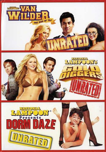 The Unrated Box Set