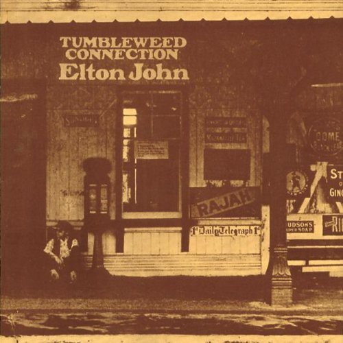 Elton John - Tumbleweed Connection [SACD]