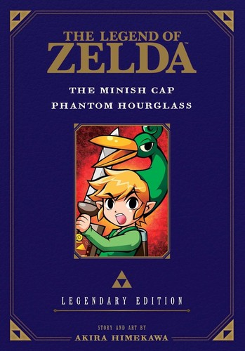 - The Legend of Zelda: The Minish Cap & Phantom Hourglass (Legendary Edition)