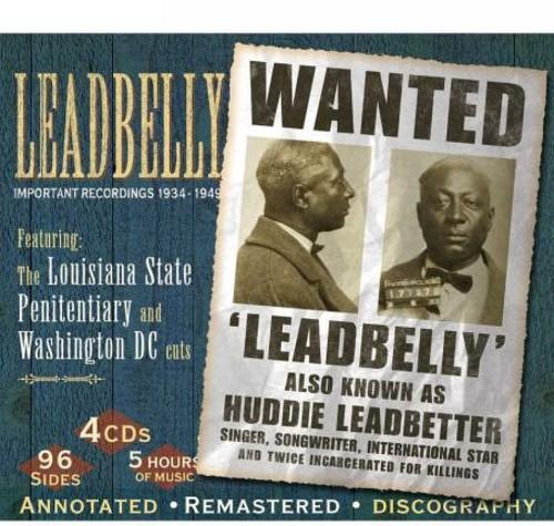 Important Recordings 1934-1949