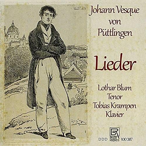 Johann Vesque von Puttlingen: Lieder
