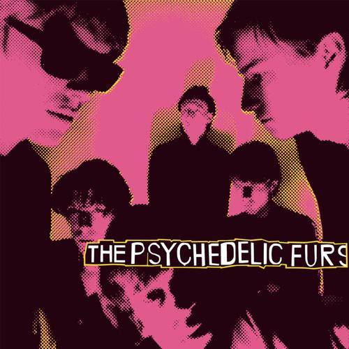 The Psychedelic Furs - The Psychedelic Furs [LP]