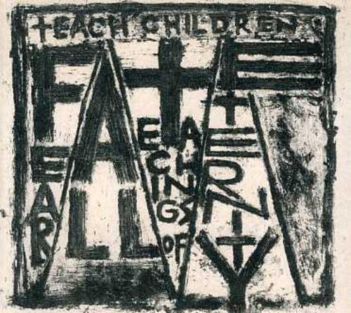Teach Children-Fear All Teachings