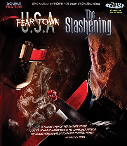 Fear Town USA /  Slashening (Double Feature)