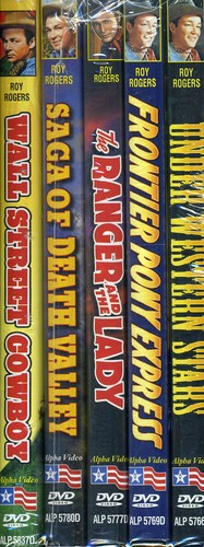 Roy Rogers Collection 2: 5-Pack Bundle
