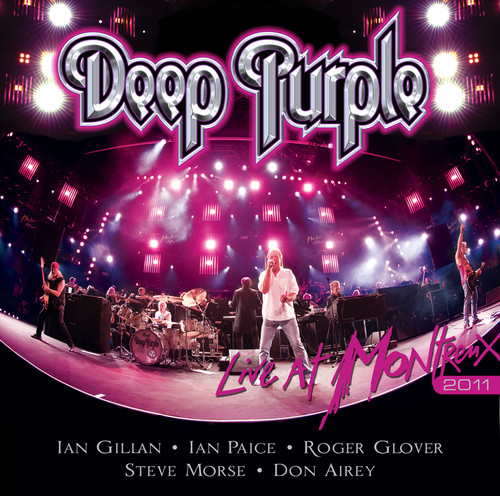 Deep Purple - Live At Montreux 2011