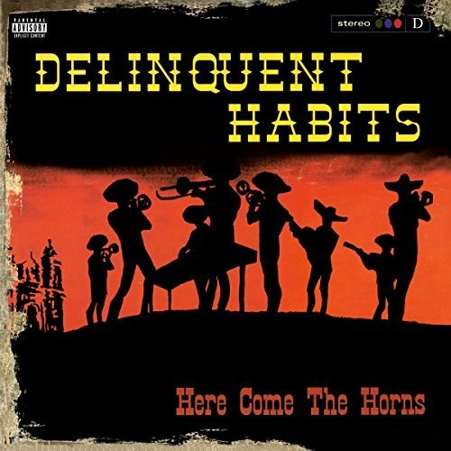 Here Come The Horns [Import]