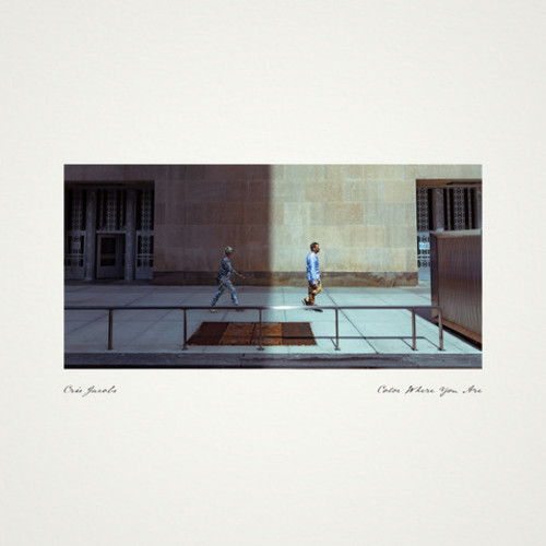 Cris Jacobs - Color Where You Are [LP]