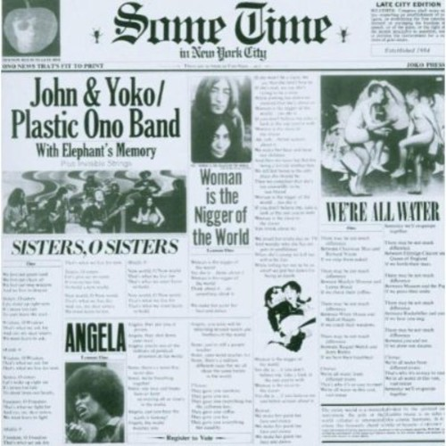 John Lennon And Yoko Ono - Some Time in New York City/Live Jam [Remastered] [PA] [Remaster]