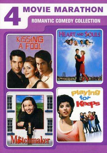 4 Movie Marathon: Romantic Comedy Collection