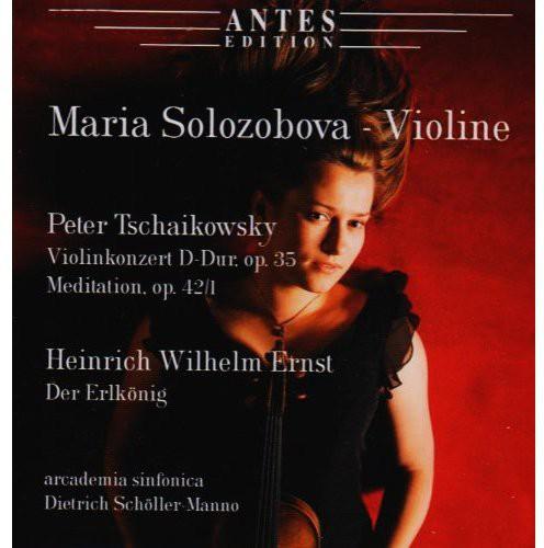 Cto for Violin & Orch /  Der Elkonig
