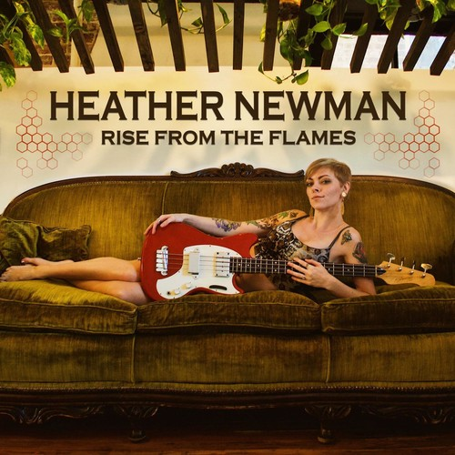 Heather Newman - Rise From The Flames