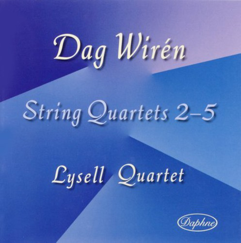 String Quartets Nos 2-5