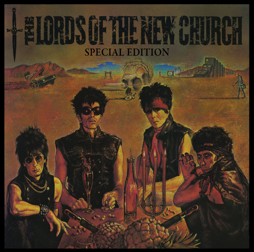 Lords Of The New Church - Lords Of The New Church [Deluxe]
