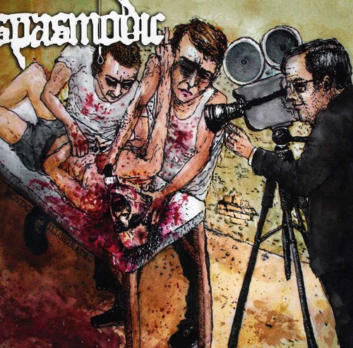 Spasmodic - Mondo Illustrated