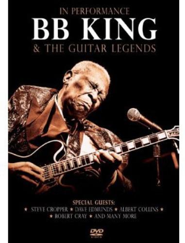 King B.B.-& the Guitar Lege