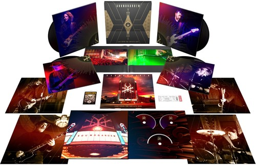 Soundgarden - Live From The Artists Den [4LP/2CD/Blu-ray Super Deluxe Edition]