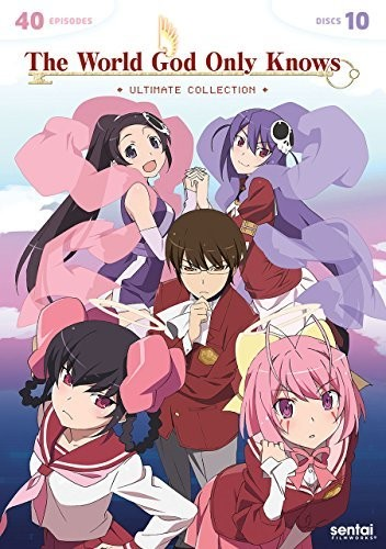 The World God Only Knows: Ultimate Collection
