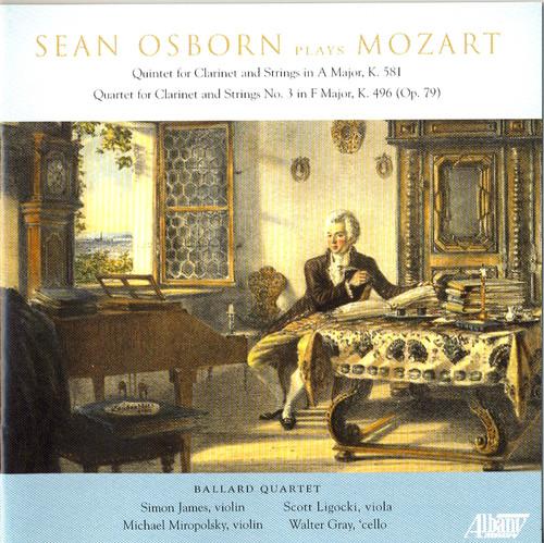 Sean Osborn Plays Mozart