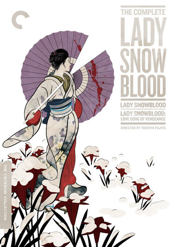 The Complete Lady Snowblood (Criterion Collection)