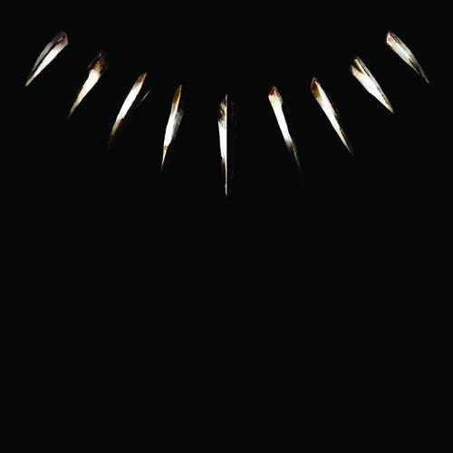 Kendrick Lamar - Black Panther: The Album [Soundtrack Clean]