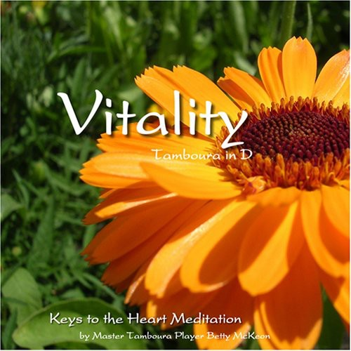 Vitality - Tamboura in D