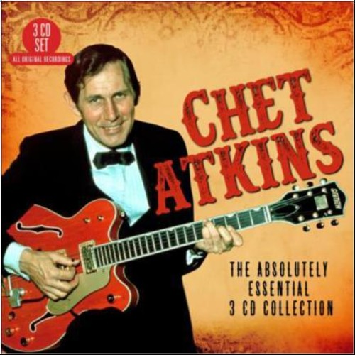 Chet Atkins - Absolutely Essential Collection (Uk)