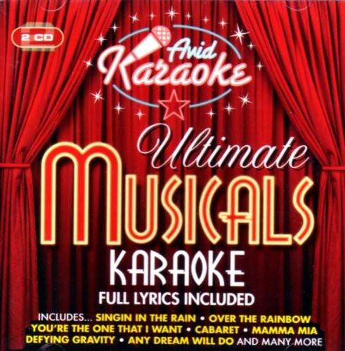 Ultimate Karaoke Musicals