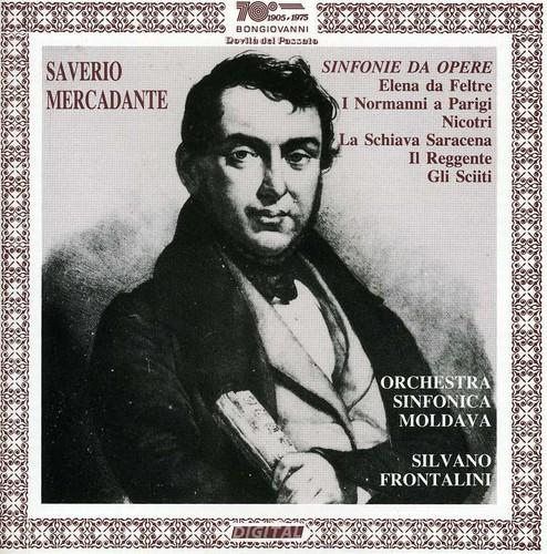 Sinfonie Da Opere: Elena Da Feltre
