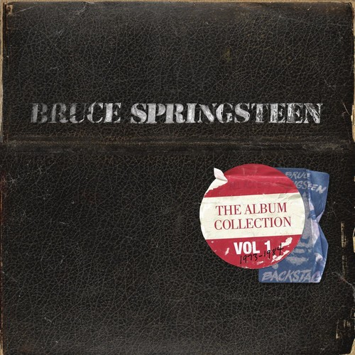 Bruce Springsteen-Bruce Springsteen: Album Collection Vol 1 1973-84