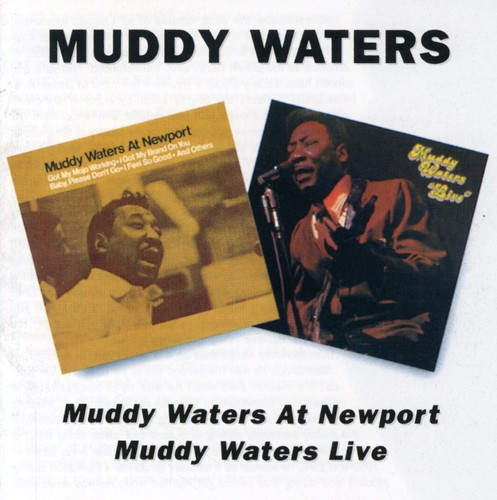 Muddy Waters at Newport: Live [Import]