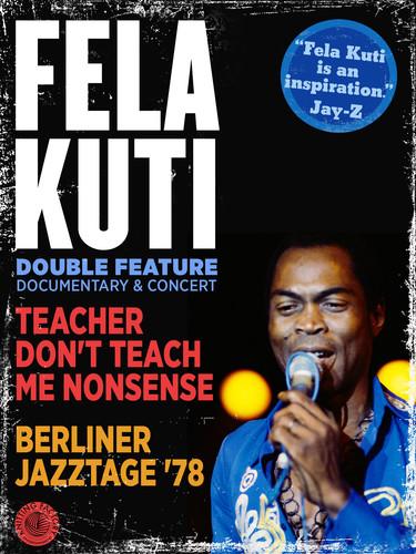 Fela Kuti: Double Feature - Teacher Don't Teach Me /  Berliner Jazztage