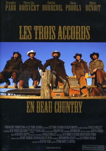 Trois Accords - En Beau Country (Bonus Dvd) (Can)