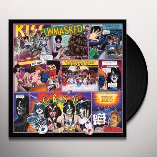 Kiss - Unmasked [Vinyl]