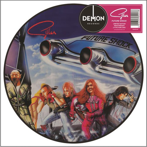 Future Shock-Picture Disc [Import]