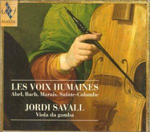 Works for Lyra Viol & Bass Viol