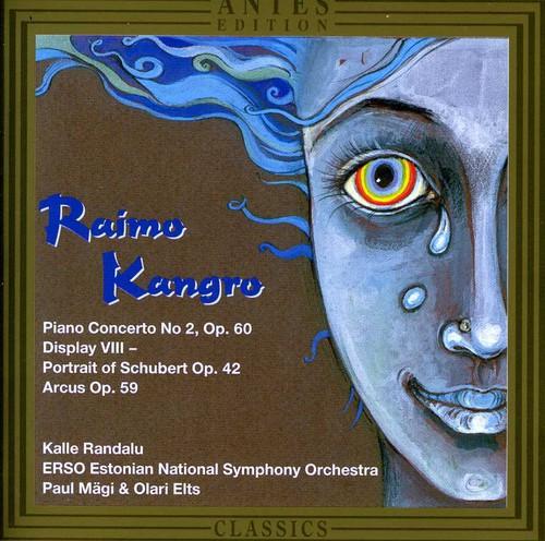Piano Concerto 2 Op 60 /  Display Viii