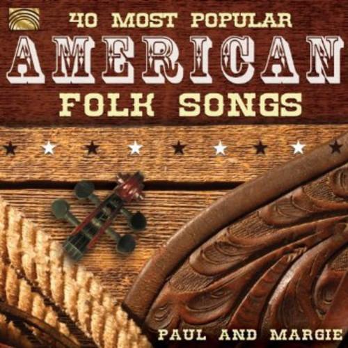 40 Most Popular American Folk Songs