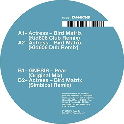 Actress - Bird Matrix (Remixes) (Uk)