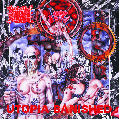 Napalm Death - Utopia Banished [LP]