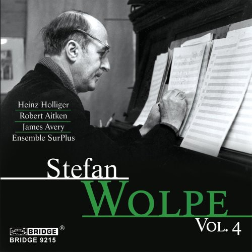 Music of Stefan Wolpe 4