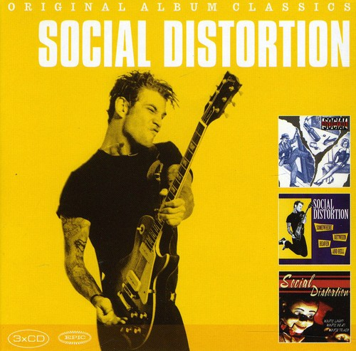 Social Distortion - Original Album Classics [Import]